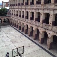 Photo taken at Colegio Benigno Malo by Geovanny H. on 4/10/2012