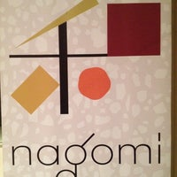 Photo taken at Nagomi by Antonio P. on 4/30/2012