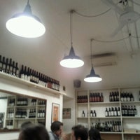 Photo taken at Osteria Chiana by Roberta G. on 3/31/2012
