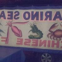 Photo taken at Marino Seafood by Gabriella B. on 4/4/2012