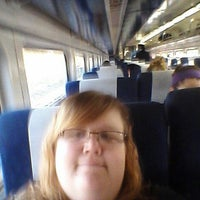 Photo taken at 307 Lincoln Service- Amtrak by Alexandra D. on 4/3/2012