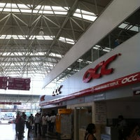 Photo taken at Central de Autobuses OCC by Eduardo G. on 4/12/2012