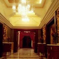 Photo taken at Waldorf Astoria Jeddah - Qasr Al Sharq by Annie S. on 8/20/2012