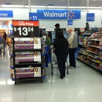 Photo taken at Walmart by Tynia F. on 3/6/2012