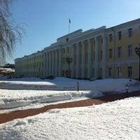 Снимок сделан в Правительство Нижегородской области пользователем Andrey A. 4/6/2012