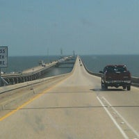 Photo taken at Lake Pontchartrain Causeway by Summits F. on 8/1/2012