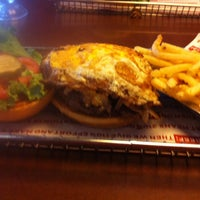 Photo taken at Smashburger by Justin B. on 7/20/2012