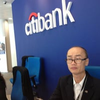 Photo taken at Citibank by Macwin C. on 4/30/2012