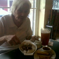 Photo taken at Angel's Cafe by Byron B. on 7/7/2012