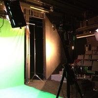 Photo taken at Callan Studio Theatre by Alex W. on 3/29/2012
