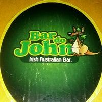 Foto tirada no(a) Bar do John por Amanda A. em 6/9/2012