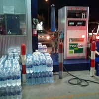Photo taken at V2 Gas (LPG Gas Station) by Kook ^. on 4/6/2012