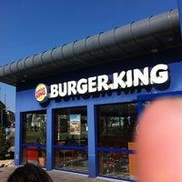 Photo taken at Burger King by Bart V. on 3/15/2012