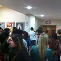 Photo taken at Cine Della by Felipe B. on 5/2/2012