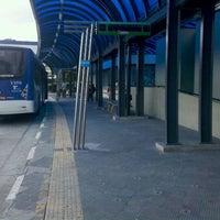 Photo taken at Terminal Vila Nova Cachoeirinha by Adriano O. on 4/1/2012