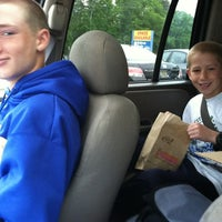 Photo taken at Dunkin Donuts by Elle S. on 5/21/2012