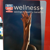 Photo taken at Rite Aid by Fransisca Melania S. on 9/1/2012
