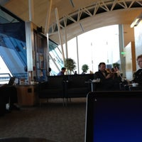 Photo taken at American Airlines Admirals Club by Cameron E. on 7/11/2012
