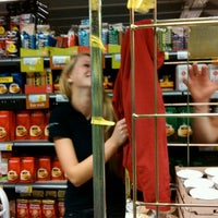 Photo taken at Delhaize by Joppie D. on 9/12/2012