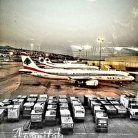 Photo taken at Beirut Rafic Hariri International Airport (BEY) by AmOoN🐎 T. on 7/7/2012