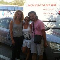 Photo taken at Bar Birra Moretti by Vincenzo O. on 8/21/2012