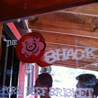 Photo taken at The Original Q-Shack by Rob K. on 7/22/2012