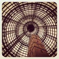 Photo taken at Melbourne Central by Richard G. on 6/4/2012