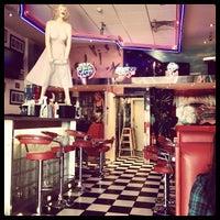 Photo taken at Eddie's Diner by Liam D. on 3/24/2012