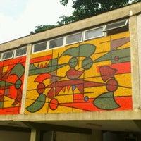 Photo taken at Universidad Central de Venezuela by Azrael A. on 4/18/2012