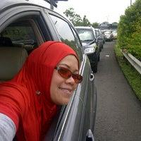 Photo taken at Tugu Badak Alun-alun Pandeglang by Asri C. on 4/6/2012