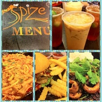 Photo taken at Spize by Sue B. on 7/10/2012