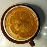 Photo taken at Cafe Edna by Natalie V. on 8/9/2012