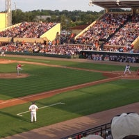 Photo taken at Publix Field at Joker Marchant Stadium by Alex R. on 3/29/2012