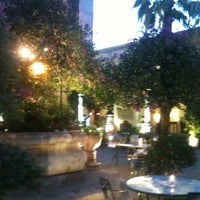 Photo taken at San Domenico Palace Hotel by Massimo L. on 8/7/2012