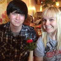 7/17/2012 tarihinde Dustin T.ziyaretçi tarafından Bruno's Restaurant'de çekilen fotoğraf