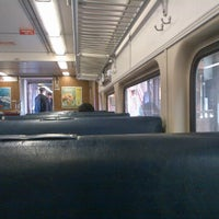 Photo taken at MBTA Commuter Rail - Lowell Line by Kayla H. on 2/13/2012