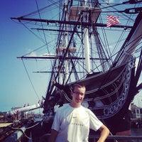 Foto tirada no(a) USS Constitution por Carlos G. em 9/2/2012