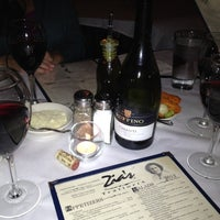 Photo taken at Zia's Trattoria by Gaëlle C. on 4/29/2012