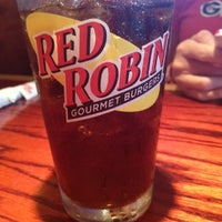 Photo taken at Red Robin Gourmet Burgers by Josh C. on 9/7/2012