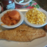 Photo taken at Southern Kitchen by Heather C. on 7/29/2012
