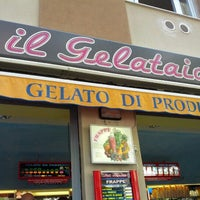 Photo taken at Il Gelataio by Marco V. on 8/25/2012