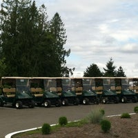 Photo taken at Gleneagle Golf Course by Dustyn F. on 8/23/2012