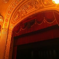Photo taken at Orpheum Theater by Hunter H. on 8/24/2012