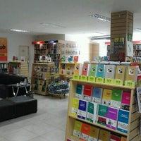 Photo taken at Livraria SBS by João Carlos L. on 4/9/2012