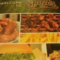 Photo taken at Sports Grill by Erika B. on 8/16/2012