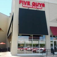 Photo taken at Five Guys by Rob H. on 6/15/2012