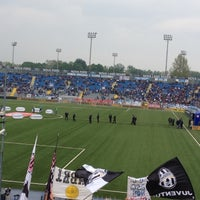 Photo taken at Stadio Silvio Piola by Luca M. on 4/29/2012