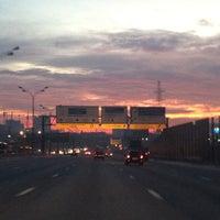 Photo taken at Волоколамское шоссе by Regina 👸 P. on 8/27/2012