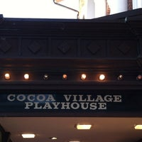 Photo taken at Historic Village Playhouse by Katie K. on 4/15/2012