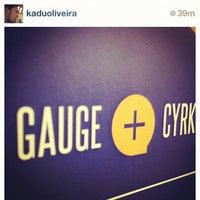 Foto tirada no(a) Gauge por Thiago em 8/30/2012